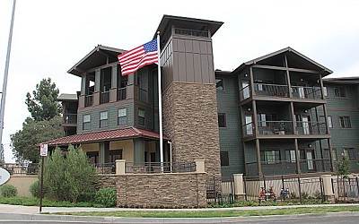 LEED Gold and CASp Certs Awarded Affordable Senior Housing Project