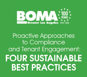 VCA Green Kicks Off BOMA's Sustainability Seminar