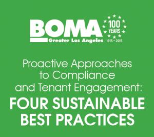 VCA Green Kicks Off BOMA's Sustainability Seminar