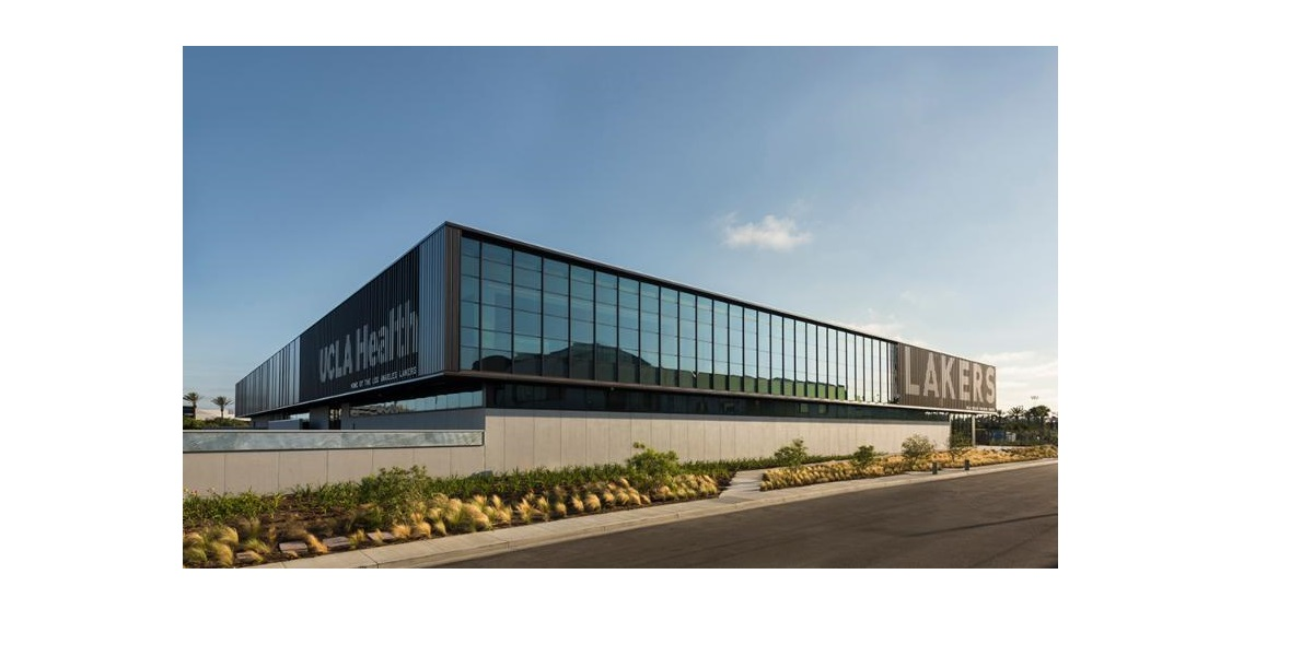 Lakers Training Facility Achieves Leed Platinum Vca Green