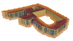 Early energy modeling saves costs