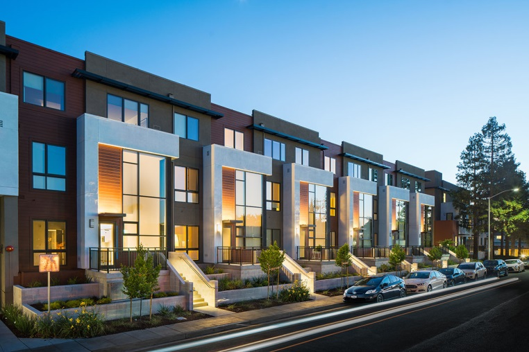 VCA Green Case Study – LEED Silver for Mixed-Use Apartment Buildings in Mountain View
