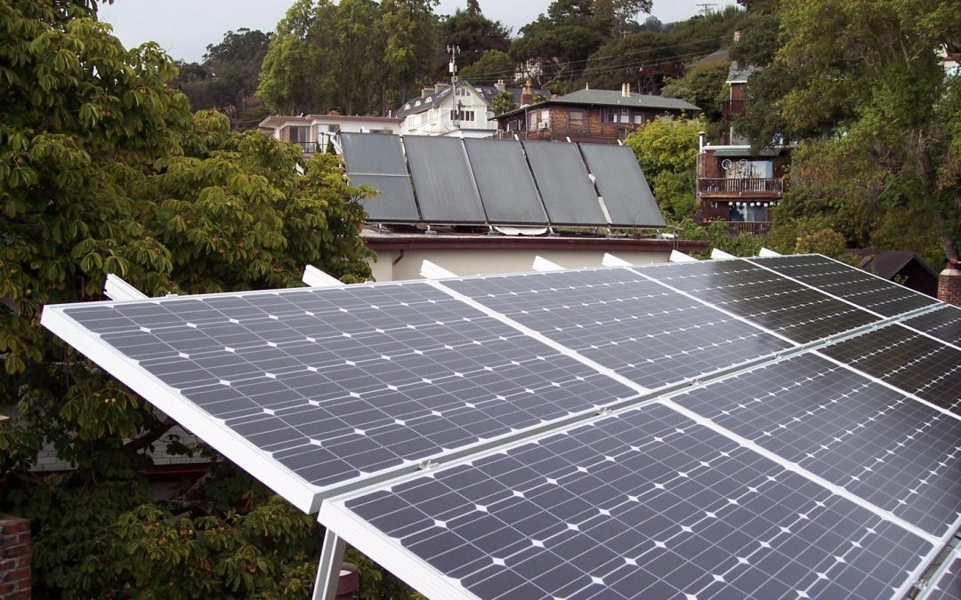 3 California Cities with Above Code Energy Requirements