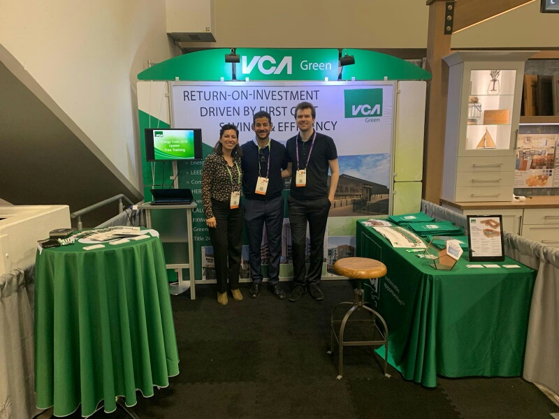 VCA Green at PCBC 2019