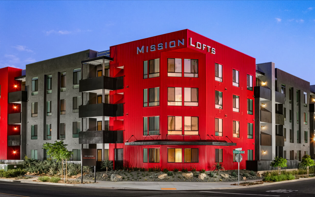 Mission Lofts Becomes 200,000th NGBS Certified Home