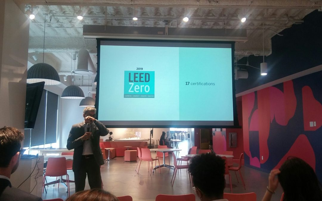 USGBC Town Hall: Executive Breakfast on LEED Zero